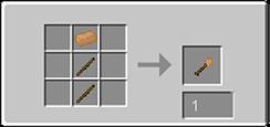 Maldom Shovel Recipe