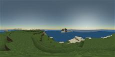 panorama minecraft