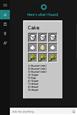 Cortana Showing Crafting Recipe