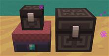 Ender XP chest beside the enderchest