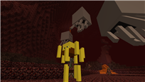 Enemy Nether Mobs