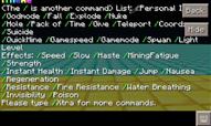Alpha Commands