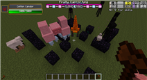 Candor and Fruity vs Angry Endermen