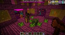 Krystaav, Construct of Doom, Crystevia