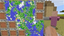 Golden Apple world map