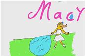 Macy Drawing