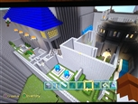A bird's Eye view of one part of the castle (Remodel will be done)