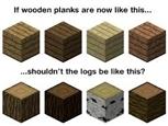 Log New Texture