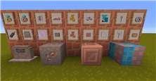 Items and Blocks