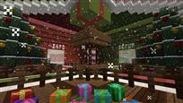 Christmas Lobby 2