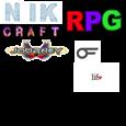 NikCraft RPG logo