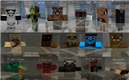 Custom mobs (plus golem, husk and stray!)