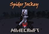 the_minecraft_spider_jockey_by_lazulichaos-d4az2ip