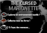 Affiche post MAP the cursed marionette