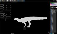 Edmontosaurus Model