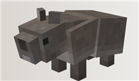 Final Model of Common Wombat