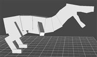 (WIP) dragon model