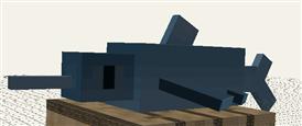 IchthyosaurusTextured