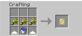 Crafting cracker