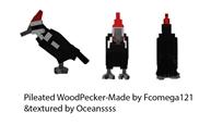 Pileated WoodPecker dossier