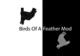 Birds Of A Feather Banner YIN AND YANG