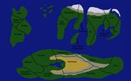 Enviro-Political Map