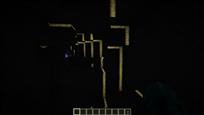 Underground light glitch