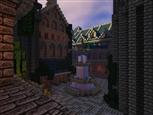 Windward Castle's courtyard