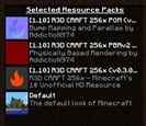 Resource packs
