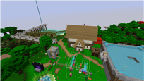 First base and villager breeder