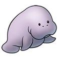 Dugong cute