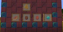 Glowstone(anim), Melon Speckled, Beefs and Diamond (anim)