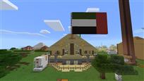 updated minecraft mansion