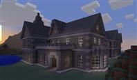 Cool minecraft mansion build 3