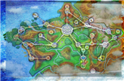 Kalos region world