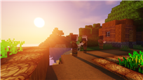 Village_Sunset
