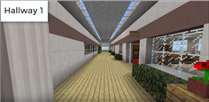 Hallway vexxy mcpe school