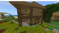 Farmhouse Outside