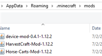 Mods Folder