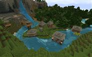 Explore villages, do quests, find secret places.