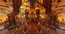 Sun Fortress Inside