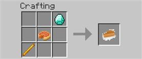 pie of flying crafting recipe