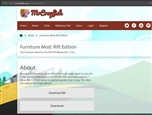 MrCrayfish Website Rift Version Evidence