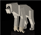 Future Predator (model and texture being developed)