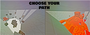 CHOOSE YOUR PATH