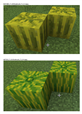 Textures_BEFORE_and_AFTER_Watermelon