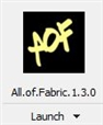 All of Fabric Icon