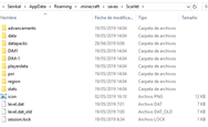 savefile folder