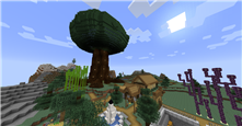 Large tree base (also not finished)