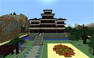 Japanese castle 2